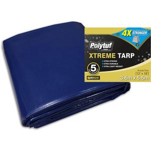 Polytuf Tarp Xtreme Duty 3.6X5.5M - XTE1218