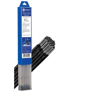 Weldclass Welding Rods Cast-Iron Platinum Nife 3.2mm 1Kg Retail Pack - WC-06299