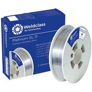 Weldclass Wire-Gasless Platinum Gl-11 0.8mm 4.5Kg Multi-Pass - 2-088FM
