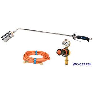 Weldclass LPG Torch 800mm + Reg + Hose Combo Kit - WC-02993K