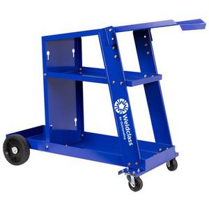 Weldclass Welding Trolley T100 Suits Weldforce Machines - WC-06235