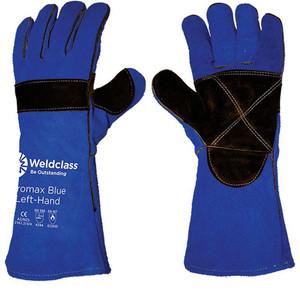 Weldclass Gloves-Welding Promax Blue Left -Pair - WC-01777