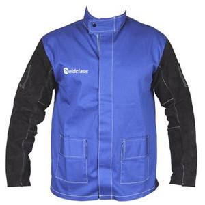 Weldclass Jacket Promax Blue - FR L/Slv M - WC-04653