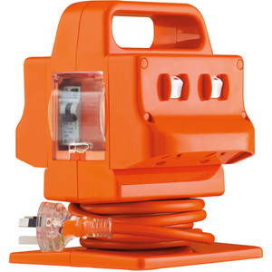 Arlec 4 Outlet Heavy Duty Portable Safety Switch - PB960