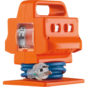Arlec 15A 4 Outlet Heavy Duty Portable Safety Switch - PB970
