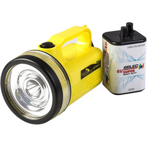 Arlec 3W LED White Pointer Torch - WPLED301