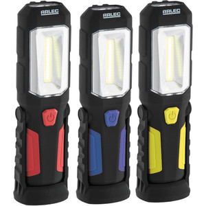 Arlec 160lm Dual Function Utility Torch - AT0021