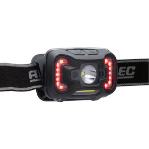 Arlec LED Dual Function Rechargeable Head Torch - AT0048