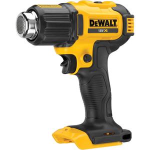 """DeWalt 18V XR Li-Ion Heat Gun - """"Skin Only"""" - DCE530N-XJ"""