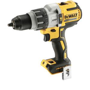 """DeWalt 18V XR Li-Ion Brushless XRP 3 Speed Hammer Drill/Driver - """"Skin Only"""" - DCD996N-XE"""
