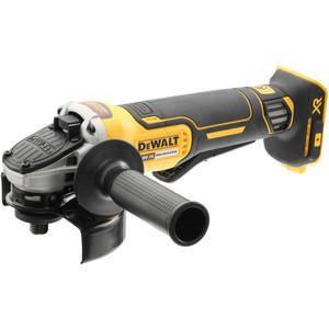 """DeWalt 18V XR Li-Ion Brushless 125mm Grinder (Paddle Switch) - """"Skin Only"""" - DCG406N-XJ"""
