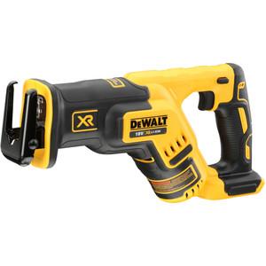 "DeWalt 18V XR Li-Ion Brushless Compact Reciprocating Saw - ""Skin Only"" - DCS367N-XJ"