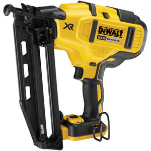 "DeWalt 18V XR 16Ga Finish Nailer - ""Skin Only"" - DCN660N-XE"