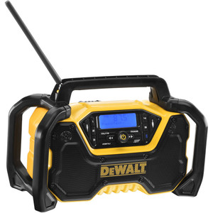 DeWalt XR Jobsite Bluetooth Radio (12V-18V) - DCR029-XE