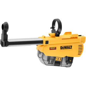 DeWalt 18V XR Cordless Rotary Hammer Dust Extraction System - DWH205DH-XJ