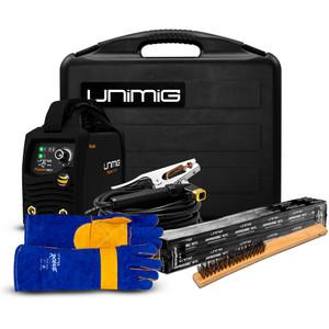 Unimig RAZOR ARC 180 Starter Pack - PK11035