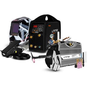 Unimig Razor 200 AC/DC Tig Welder Bundle - PK11021
