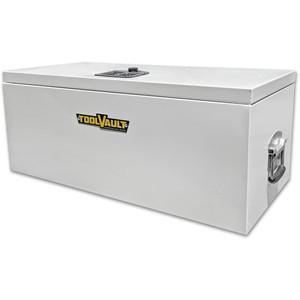 ToolVault White Steel Tool Box 765 x 360 x 305 - TVFT760W