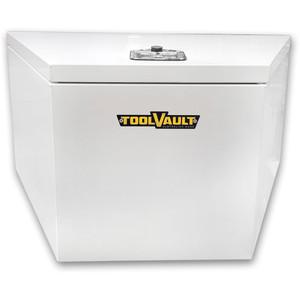 ToolVault White Steel Tool Box 880 x 490 x 455 - TVW900W