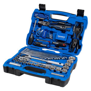 "Kincrome Portable Automotive Toolkit 85 Picec 1/2"" Drive - K1859"