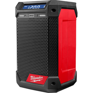 Milwaukee M12™ Radio + Charger with DAB+ - M12RCDAB+-0