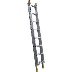 Bailey Pro Aluminium Extension ladder 2.5m/4.0m (8) 150kg industrial - FS13897