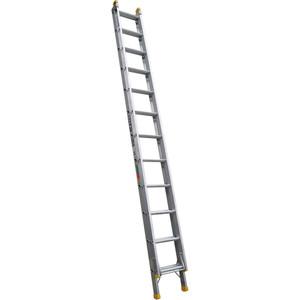 Bailey Pro Aluminium Extension ladder 3.7m/6.5m (12) 150kg industrial - FS13899