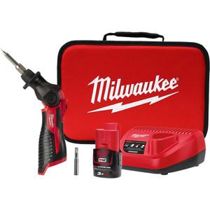 Milwaukee M12™ Soldering Iron Kit - M12SI-301B