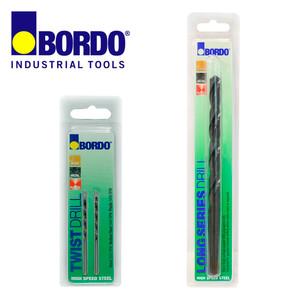 BORDO METRIC HIGH SPEED STEEL DRILL BIT RANGE