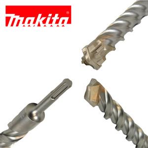 Makita SDS PLUS Type Shank Rotary Hammer Drill Bit Range