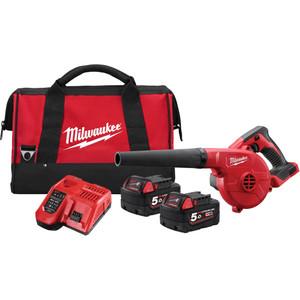 Milwaukee M18™ Compact Blower Kit - M18BBL-502B
