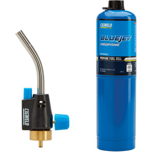 Cigweld Triple Point Flame - Brazing Propane Combo Kit - 308402