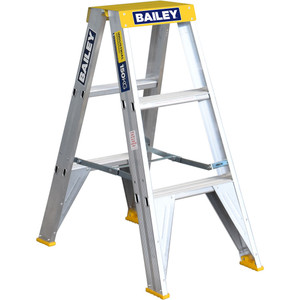 Bailey 0.9m Professional Double Sided Stepladder 150kg Rated - FS13385