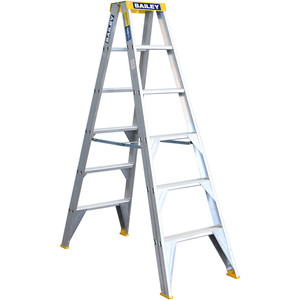 Bailey 1.8m Professional Double Sided Stepladder 150kg Rated - FS13388