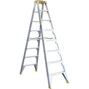Bailey 2.4m Professional Double Sided Stepladder 150kg Rated - FS13389