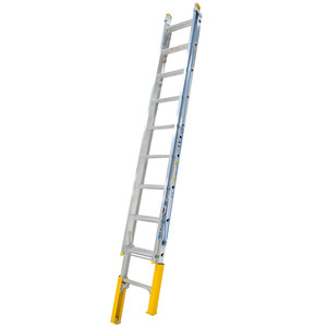 Bailey 3.2m Professional Extension Ladder with Levelling Feet 130kg Rated - FS13633