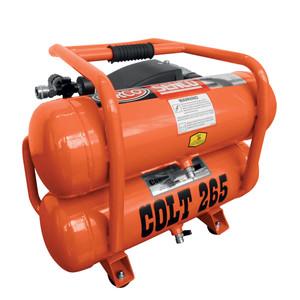 Colt 265 7.6CFM Twin Tank Air Compressor 240V - Colt265