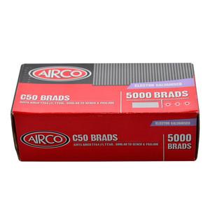 Airco 45mm C Series (16 Gauge) Brads Box of 5000
