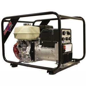 Dunlite 7.0kVA/6000 Watt Petrol Welder Generator - Honda Powered - DGWGH7S-2