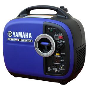 Yamaha 2.0kVA/1600 Watt Petrol Inverter Generator - EF2000IS