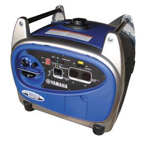 Yamaha 2.4kVA/2000 Watt Petrol Inverter Generator - EF2400IS