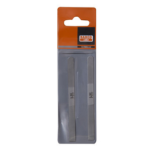 Bahco 110mm Points File 2 Pack - 1-115-11-3-1