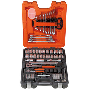 Bahco 106 Piece Combination Tool Kit - BA-S106
