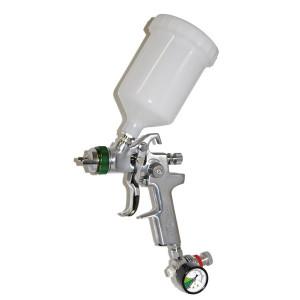 Star SV106 H.V.L.P Gravity Feed Air Spray Gun 1.9mm Nozzle - SV106-G19