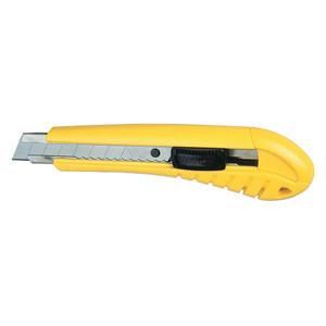 Stanley 18mm Self Locking Snap-Off Blade Knife - 10-280
