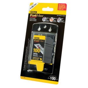 Stanley  FatMax Knife Blades 100 Pack - 11-700A