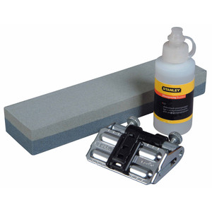 Stanley 3 Piece Sharpening System for Chisels and Planes - 16-050