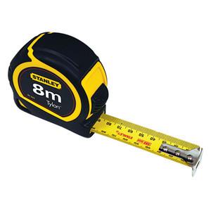 Stanley 8m Tylon Tape Measure - 30-393
