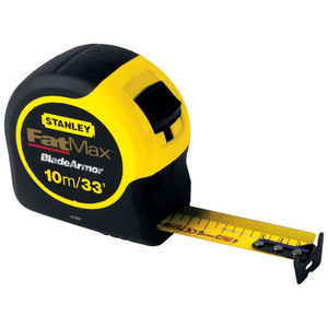 FatMax 10m/33ft Blade Armour Tape Measure - 33-832