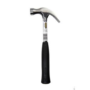Stanley 20oz Hercules Steel Handle Claw Hammer - 51-091